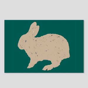 Bunny Rabbit Postcards (Package of 8)