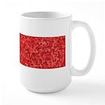 Martian Red Large Mug
