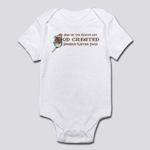 God Created SWDs Infant Bodysuit