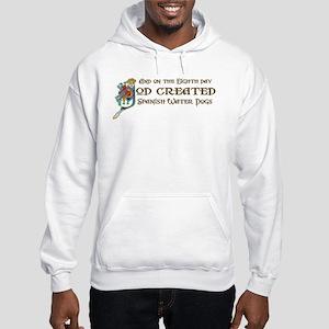 God Created SWDs Hooded Sweatshirt