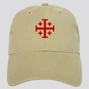 Crusaders Cross (Red) Cap