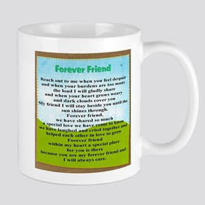 Friendship Stainless Steel Travel Mugs