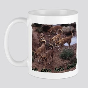 can has baby Mug