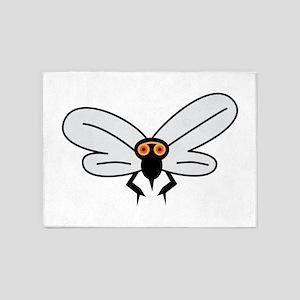 Mosquito 5'x7'Area Rug