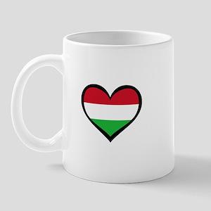 Hungary Love Mug
