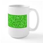 Martian Green Large Mug