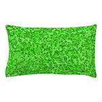 Martian Green Pillow Case
