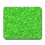Martian Green Mousepad
