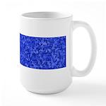 Martian Blue Large Mug