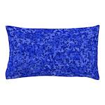 Martian Blue Pillow Case