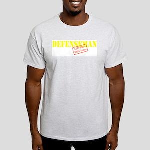 Insane Defenseman Light T-Shirt