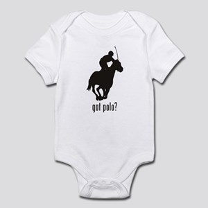 Polo Infant Bodysuit