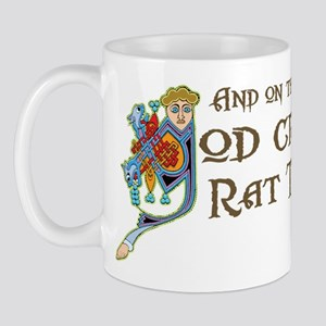 God Created Terriers Mug