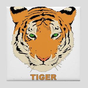 Tiger Tile Coaster