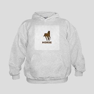 Horse Kids Hoodie