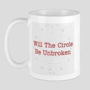 Circle Unbroken Mug