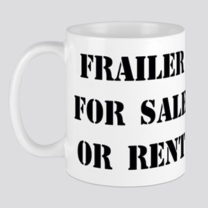 Frailer For Sale Mug
