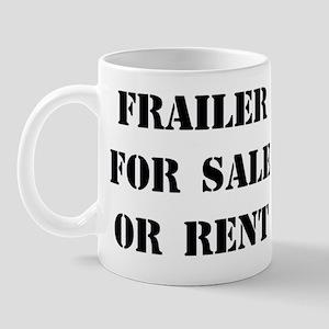Frailer For Sale Mug