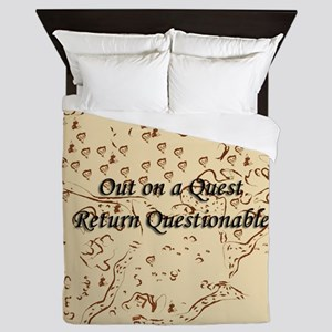 Quest Queen Duvet