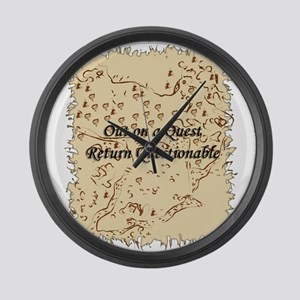 Quest Large Wall Clock