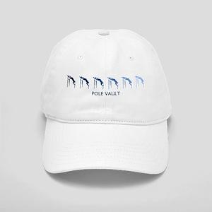Pole Vault (blue variation) Cap
