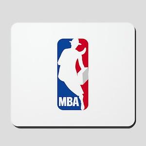 MBA Logo Mousepad