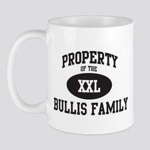 Property of Bullis Family Mug