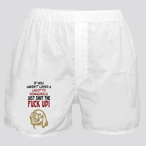 Lagotto Romagnolo Boxer Shorts