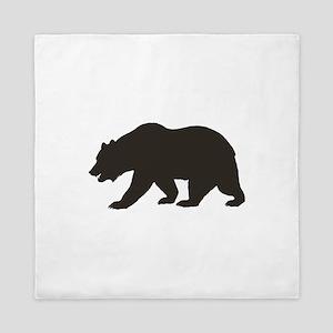 Cali Bear Queen Duvet