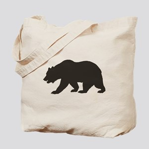 Cali Bear Tote Bag
