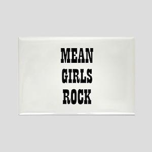 MEAN GIRLS ROCK Magnets