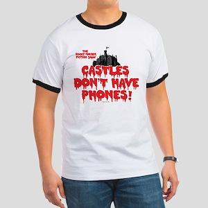 Rocky Horror Castles Ringer T