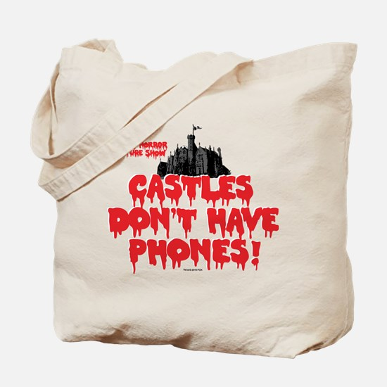 Rocky Horror Castles Tote Bag