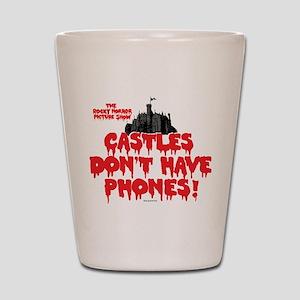 Rocky Horror Castles Shot Glass
