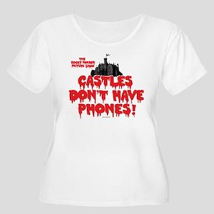 Rocky Horror Women's Plus Size Scoop Neck T-Shirt