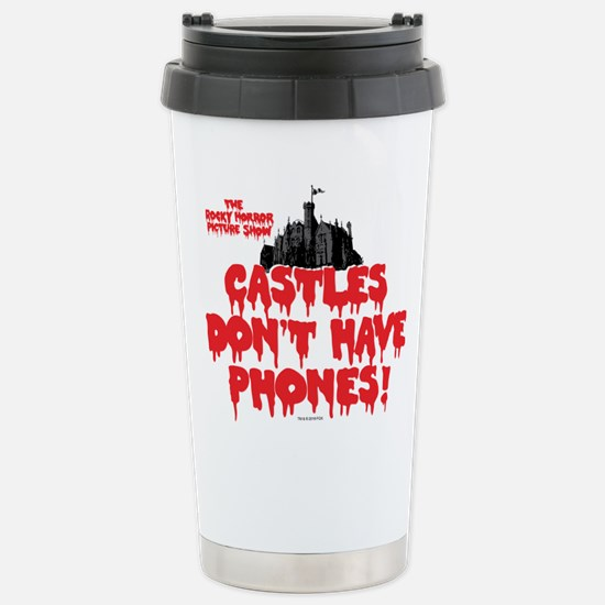 Rocky Horror Castles Stainless Steel Travel Mug