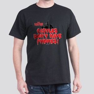 Rocky Horror Castles Dark T-Shirt