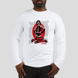 Rocky Horror Dr Frank-N-Furter Long Sleeve T-Shirt