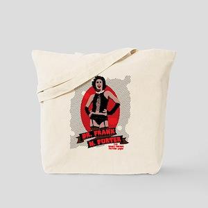 Rocky Horror Dr Frank-N-Furter Tote Bag