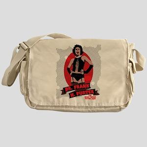 Rocky Horror Dr Frank-N-Furter Messenger Bag