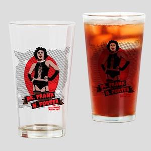 Rocky Horror Dr Frank-N-Furter Drinking Glass
