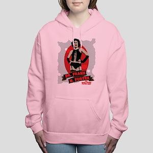 Rocky Horror Dr Frank-N- Women's Hooded Sweatshirt