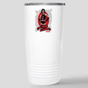 Rocky Horror Dr Frank-N Stainless Steel Travel Mug