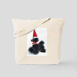 Tulle Christmas Tote Bag