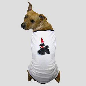 Tulle Christmas Dog T-Shirt