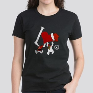 Christmas Women's Dark T-Shirt