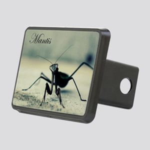 Praying Mantis Rectangular Hitch Cover
