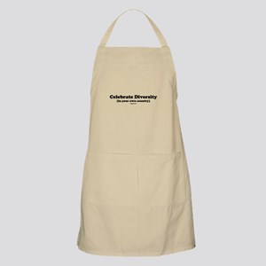 Celebrate Diversity (in your  BBQ Apron