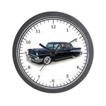 1957 Chev Bel Air Wall Clock
