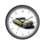 1950's Series 61 Cadillac Wall Clock